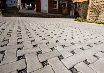 Permeable Pavers Driveway